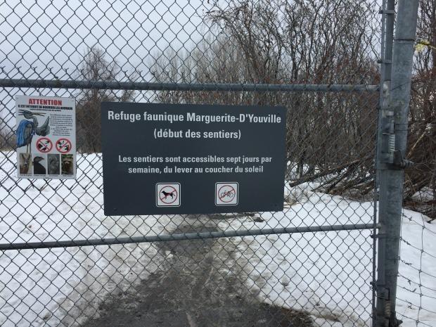 Refuge Faunique Marguerite-D'Youville