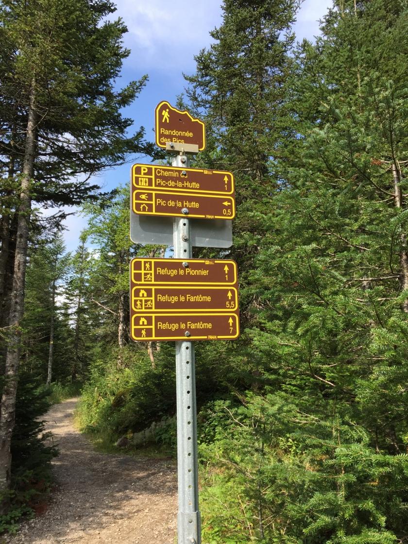 Sepaq Monts Valin National Park Pic de la Hutte