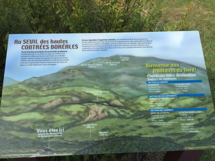 Sepaq Monts Valin National Park