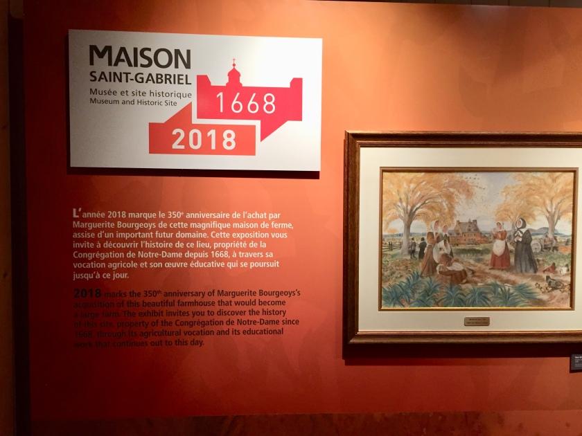 Maison Saint-Gabriel, museum in Montreal City