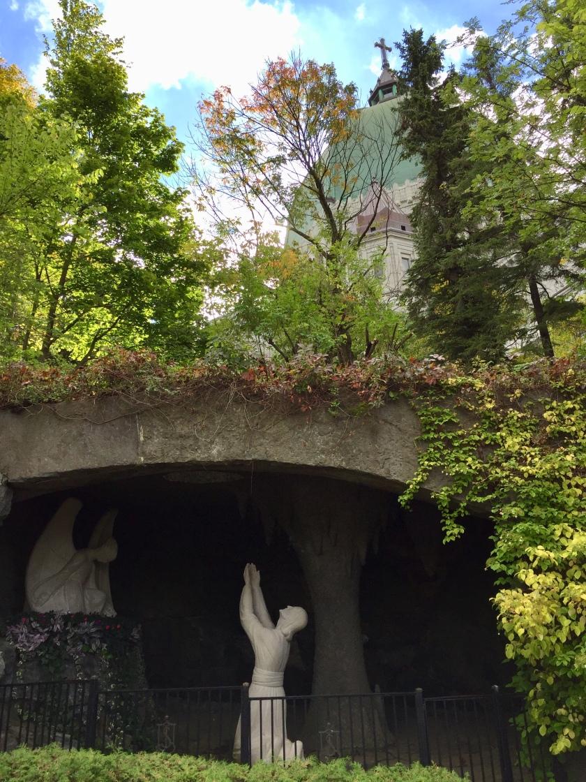 Jardin du Chemin de la Croix Saint Joseph's Oratory