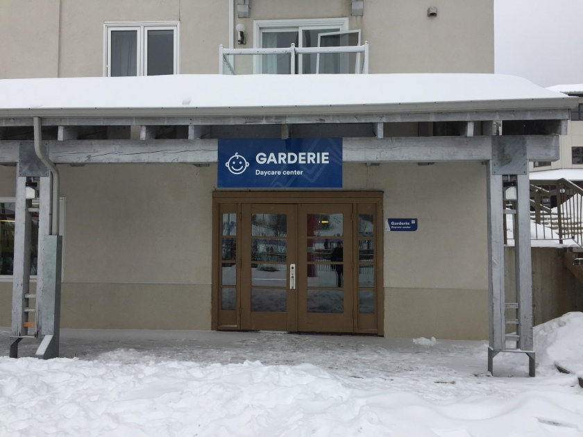 Ski Stoneham Garderie