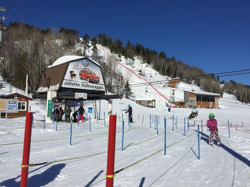 Ski Val Saint Come chair lift