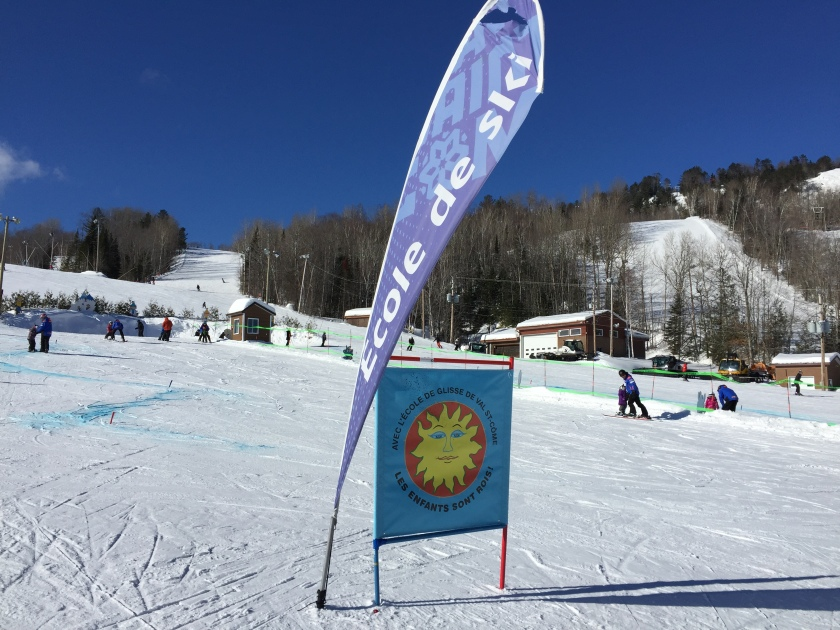 Ski Val Saint Come ecole de ski