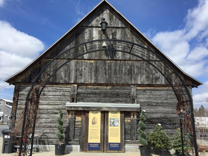 Ferme Guyon Farm Barn