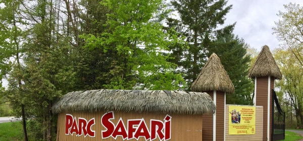 Parc Safari entry
